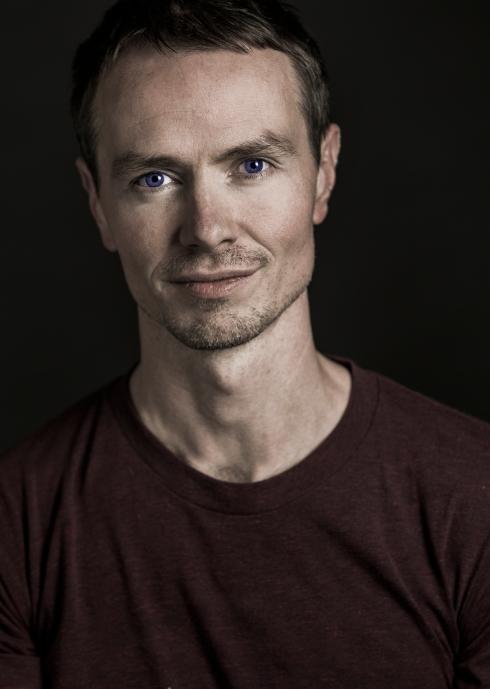 Gavin McCrea, author
